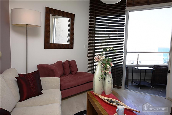 Two bedroom apartment with side sea view, Due Camere (21584), 023