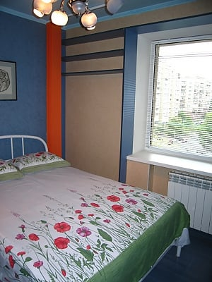 Apartment near Olimpiiskyi stadium, Three Bedroom, 006