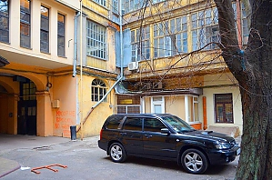 Red-grey flat, Zweizimmerwohnung, 014