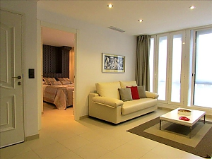 Luxury apartment Inmalaga Constitucion 1, Una Camera, 002