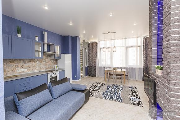 Дизайнерская квартира в парке Победы, 1-комнатная (17360), 001