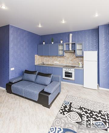 Дизайнерская квартира в парке Победы, 1-комнатная (17360), 005