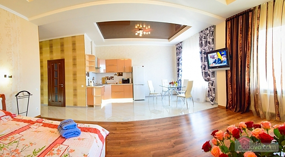 Suite in the new building near to Gagarina station, Studio (62761), 001