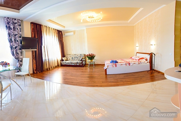 Suite in the new building near to Gagarina station, Studio (62761), 002