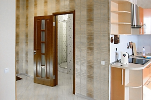 Suite in the new building near to Gagarina station, Monolocale, 003