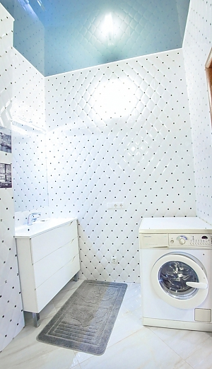 Люкс в новобудові біля метро Гагаріна, 1-кімнатна, 007