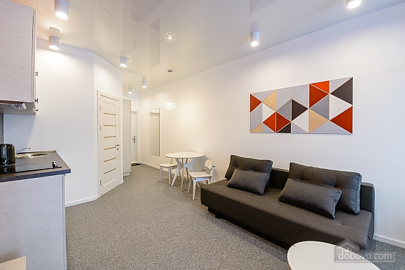 Modern apartment with a panoramic view, Una Camera (49255), 007