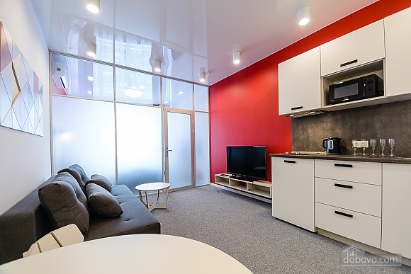 Modern apartment with a panoramic view, Una Camera (49255), 009