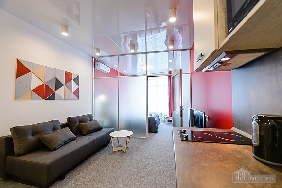 Modern apartment with a panoramic view, Una Camera (49255), 010
