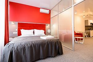 Сучасні апартаменти з шикарним виглядом, 2-кімнатна, 001