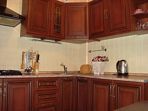 Luxury apartment in the center near the department store Ukraina, Studio, 004