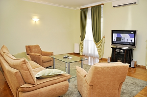 Spacious apartment in the center of Kiev, Zweizimmerwohnung, 001