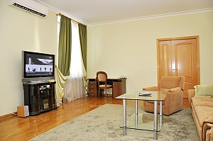 Spacious apartment in the center of Kiev, Zweizimmerwohnung, 002