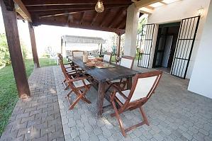 Villa with Mediterranean Garden, Trois chambres, 001