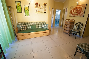 Seaside Holiday Home Gallipoli, Trois chambres, 003