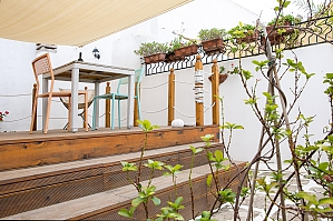 Charming Seaside Flat, Deux chambres, 002