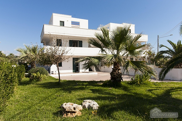 House with sea view of sandy beach, Due Camere (97629), 010