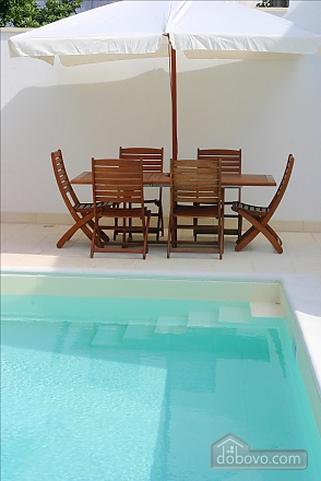 Средневековая студия с бассейном, 1-комнатная (79856), 013