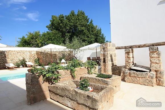 Средневековая студия с бассейном, 1-комнатная (79856), 014