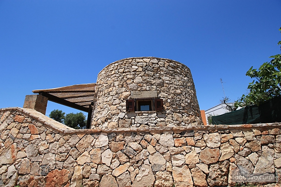 Trullo surrounded by olive trees, One Bedroom (47383), 005