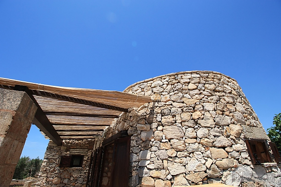 Trullo surrounded by olive trees, One Bedroom (47383), 009