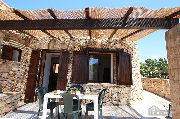 Trullo surrounded by olive trees, One Bedroom (47383), 015
