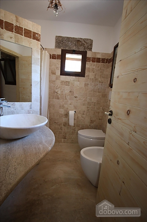 Trullo surrounded by olive trees, One Bedroom (47383), 021