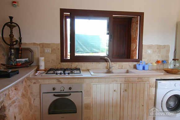 Trullo surrounded by olive trees, One Bedroom (47383), 022