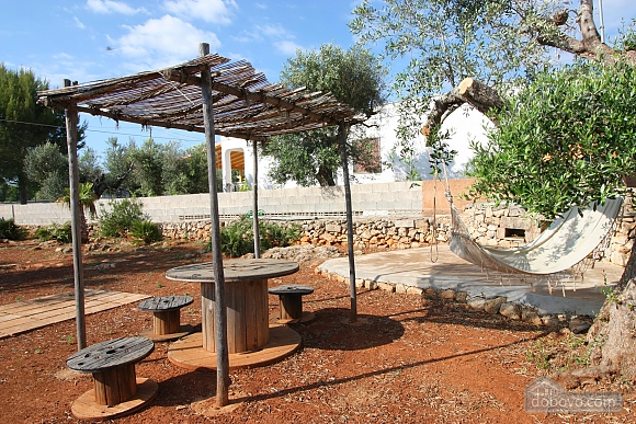 Trullo surrounded by olive trees, One Bedroom (47383), 024