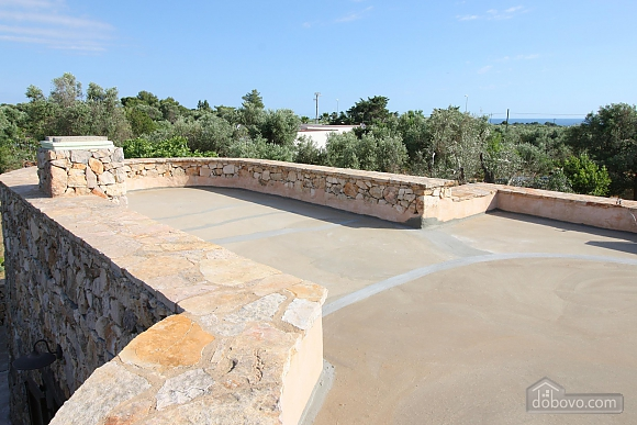 Trullo surrounded by olive trees, One Bedroom (47383), 032