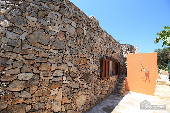 Trullo surrounded by olive trees, One Bedroom (47383), 035