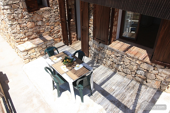 Trullo surrounded by olive trees, One Bedroom (47383), 036