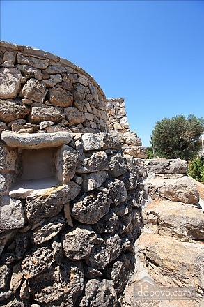 Trullo surrounded by olive trees, One Bedroom (47383), 037