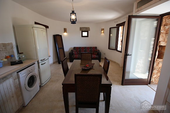 Trullo surrounded by olive trees, One Bedroom (47383), 040