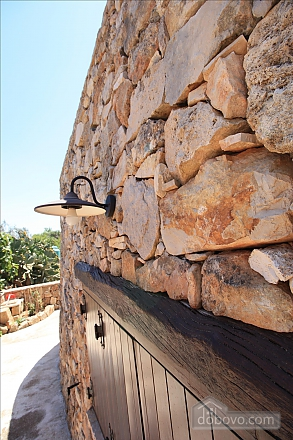Trullo surrounded by olive trees, One Bedroom (47383), 041