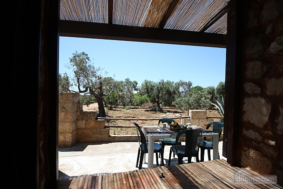 Trullo surrounded by olive trees, One Bedroom (47383), 049
