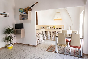 Modern vacation home in Gallipoli, Deux chambres, 001