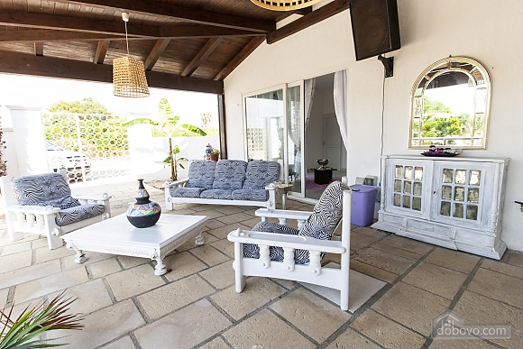 Villa with pool in Natural park, Cinq chambres (21423), 015