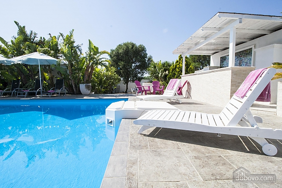 Villa with pool in Natural park, Sechszimmerwohnung (21423), 016