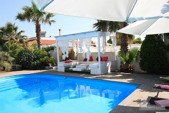 Villa with pool in Natural park, Cinq chambres (21423), 019