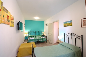 Seaside apartment for four quests, Un chambre, 003