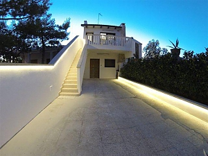 Villa in 100 meters from the sea, Due Camere, 001