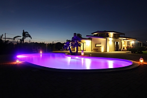 Spacious villa with pool, Quattro Camere, 001