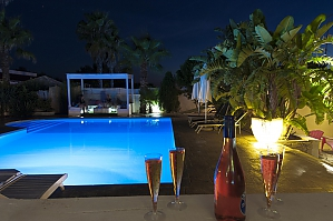 Villa walking distance from beach, Trois chambres, 003