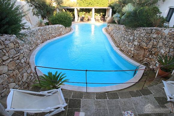 Вилла и бассейн внутри парка, 2х-комнатная (13875), 015