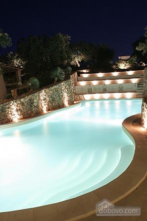 Вилла и бассейн внутри парка, 2х-комнатная (13875), 016