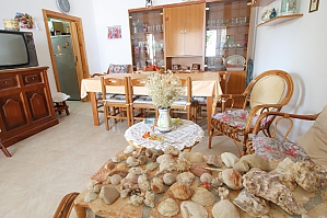 Vacation house in seaside town, Quattro Camere, 004