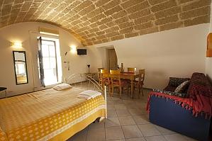 Apartment near the sea in Gallipoli, Un chambre, 001