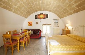 Apartment near the sea in Gallipoli, Un chambre, 002