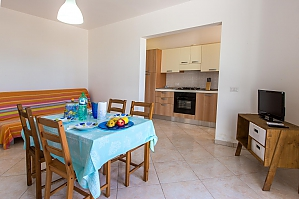 Holiday house near sandy beach, Two Bedroom, 002